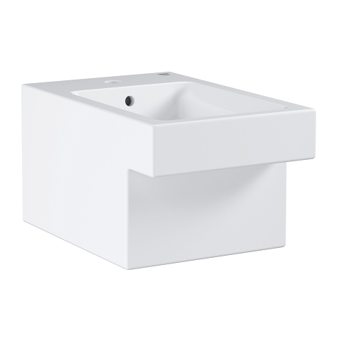 Cube Ceramic Wall hung bidet