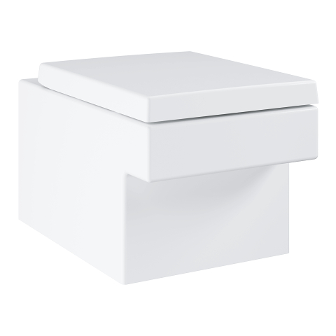 Cube Keramik WC-Sitz mit Soft Close