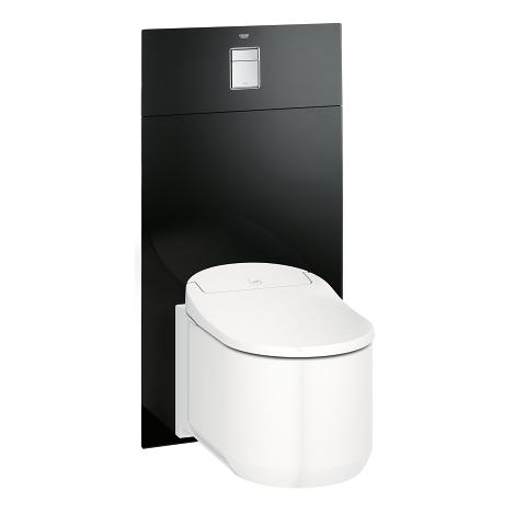 GROHE Sensia Arena Shower toilet complete system for concealed flushing cisterns, wall-hung