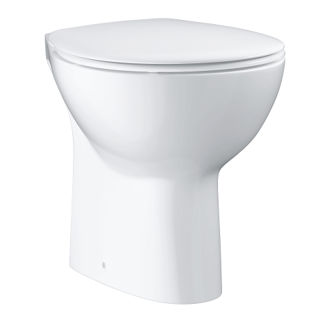 Bau Ceramic WC seat soft close