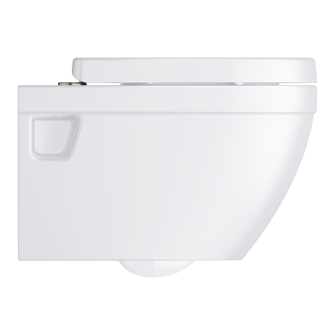 Euro Ceramic Wall hung WC, basic