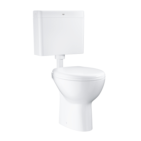 Bau Keramik Set Stand-WC-Kombination
