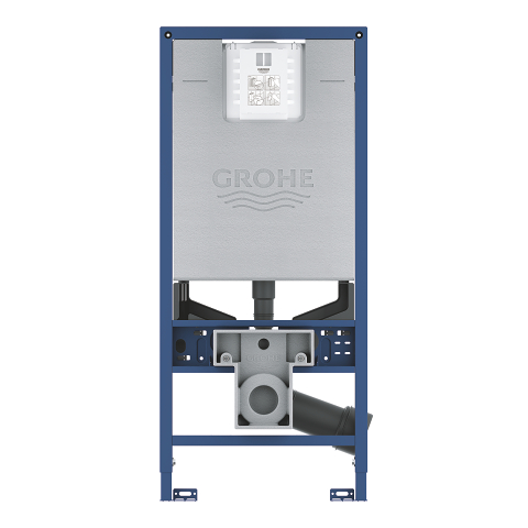 Rapid SLX Element for WC, 1.13 m installation height with integrated socket