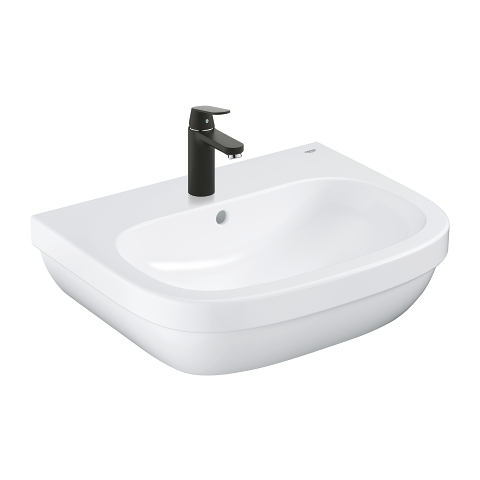 Bundle wash basin 60 + Eurocosmo basin mixer