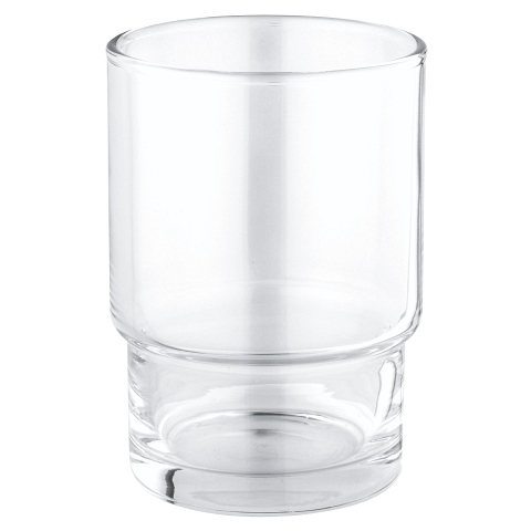 Essentials Vaso de cristal