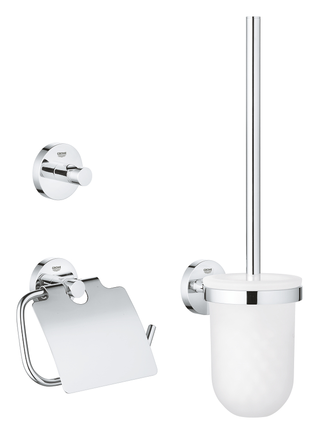 Essentials 3-in-1 WC set