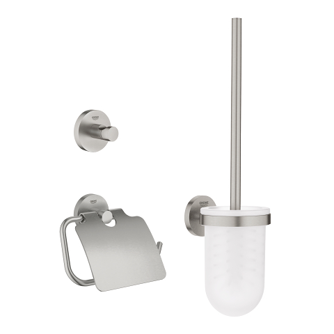 3-in-1 WC set