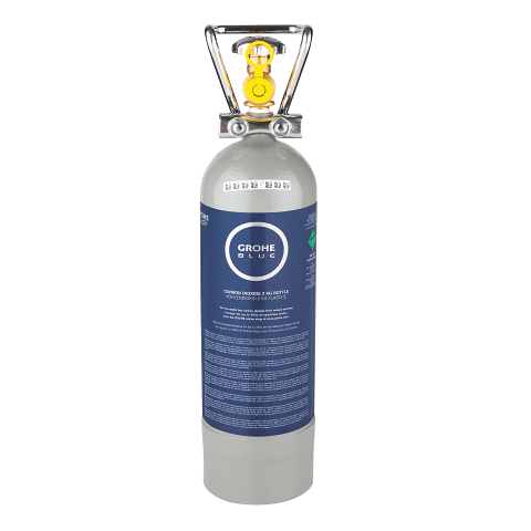Starter kit 2 kg CO2 bottle