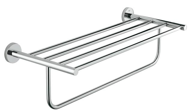 BauCosmopolitan Multi-towel rack