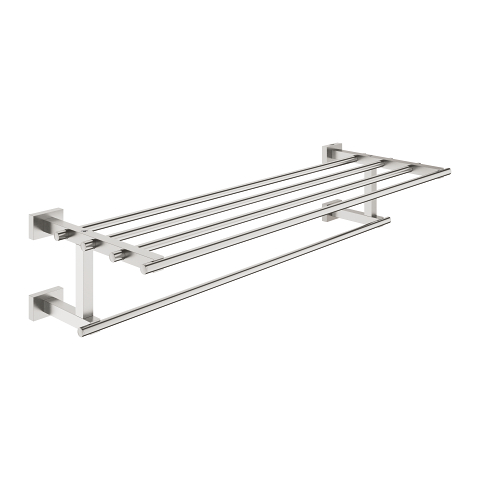 Multi-towel rack