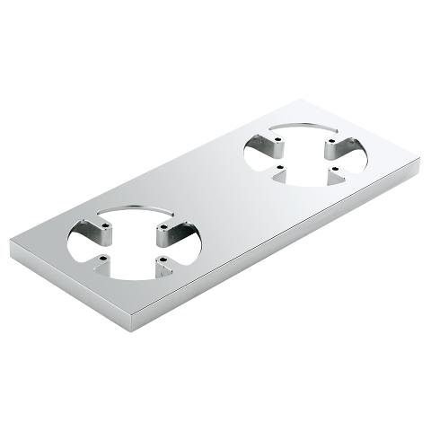 Holder plate for Digital Controller &  Digital Diverter