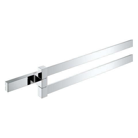 Selection Cube Double towel bar