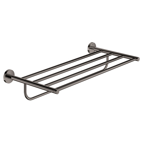 Multi bath towel rack