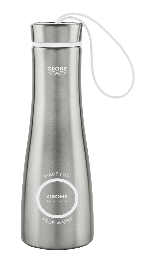 GROHE Blue Thermo drinking bottle