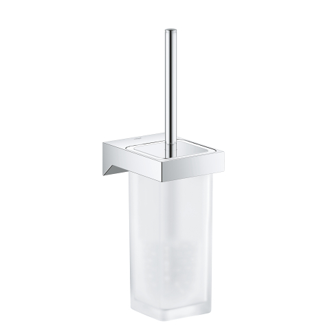 Toiletbørste + holder