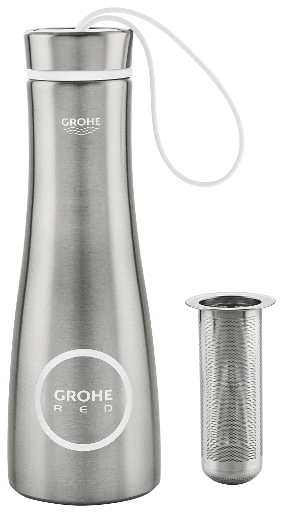 GROHE Red Thermo drinking bottle