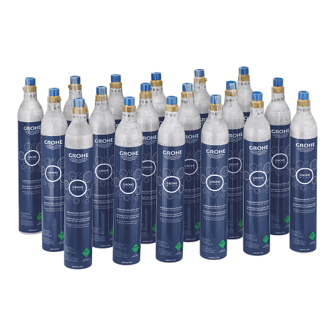 Botella 425 g CO2