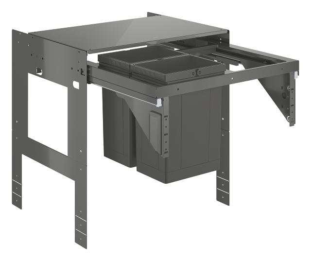 GROHE Blue Waste separation system 60 cm - 8 l / 8 l
