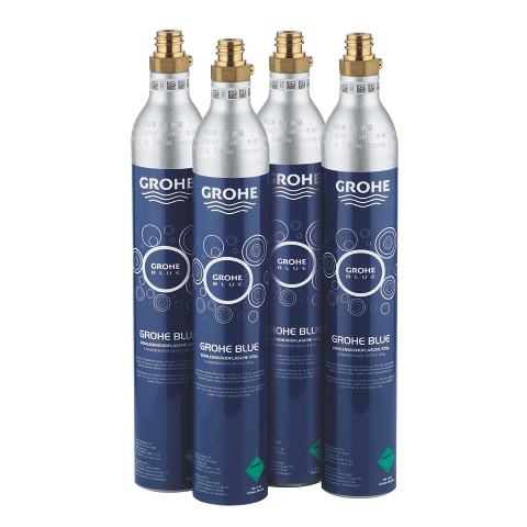 GROHE Blue Starter kit 425 g CO2 bottles (4 pieces)