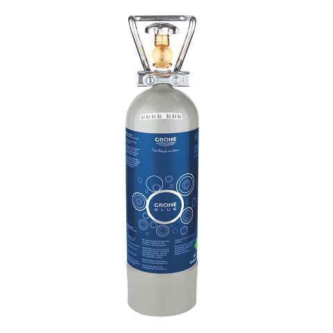 GROHE Blue Garrafa Starter Kit 2 kg CO2