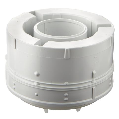 Piston d'évacuation complet