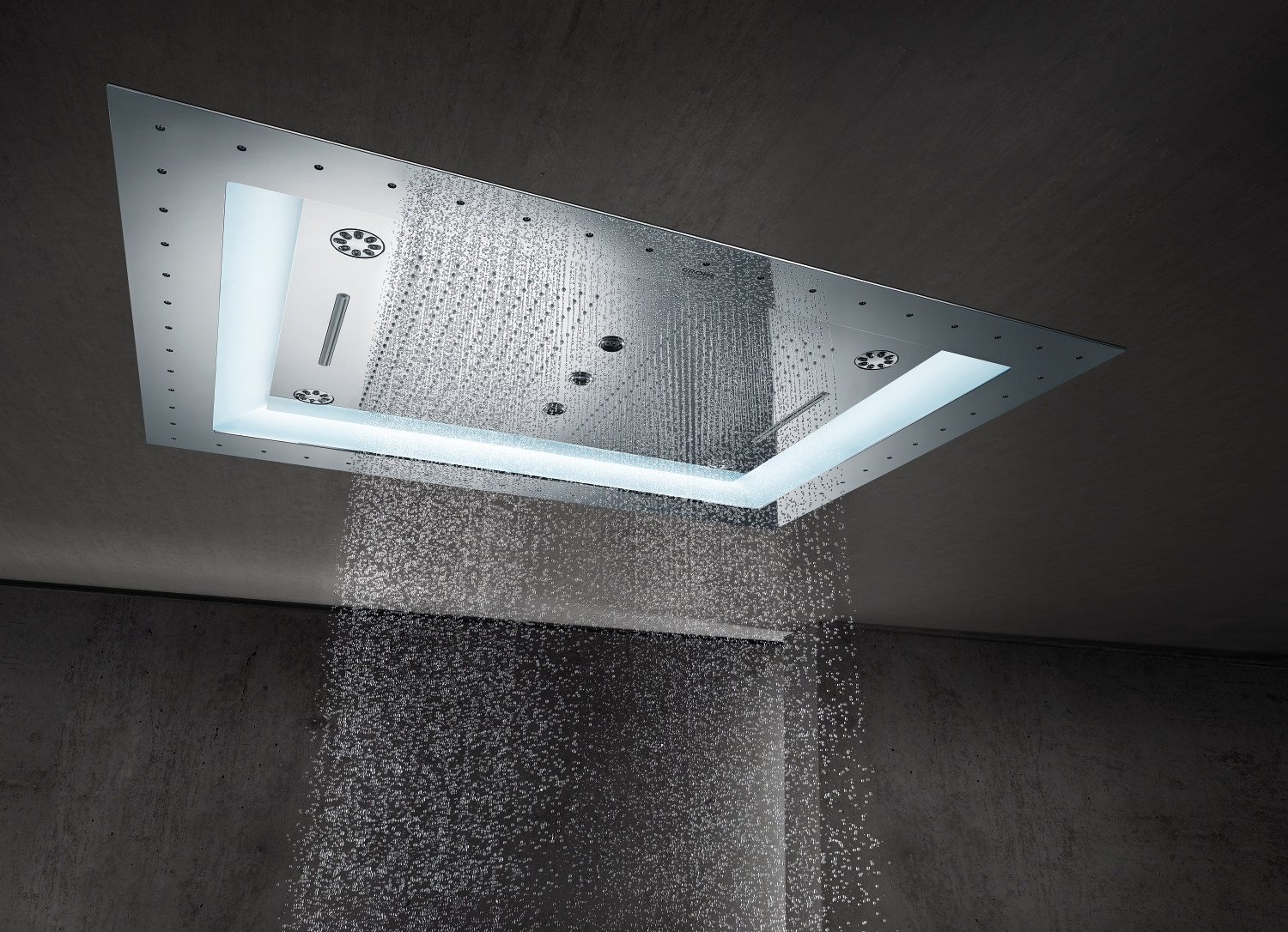 GROHE | AquaSymphony by GROHE – probably the most luxurious shower ...