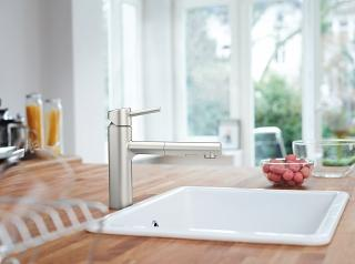 Concetto Kitchen Taps For Your Kitchen Grohe