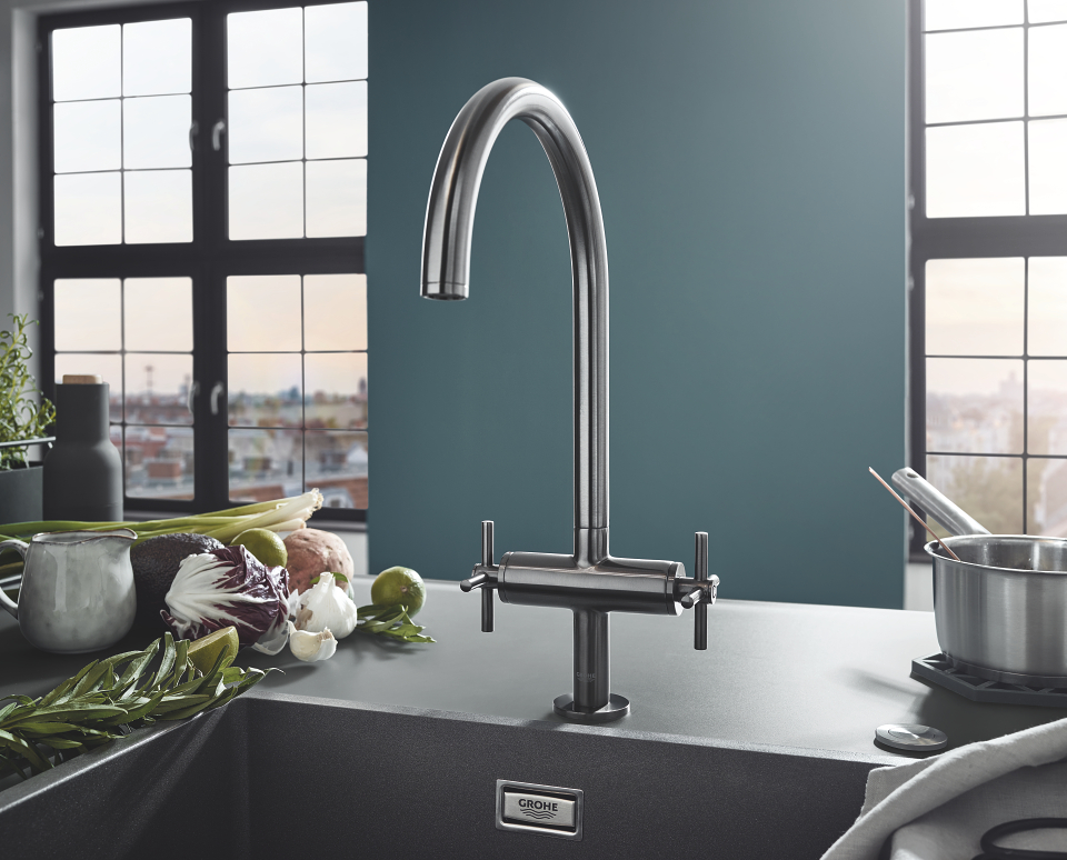 German kitchen taps mini cooler price