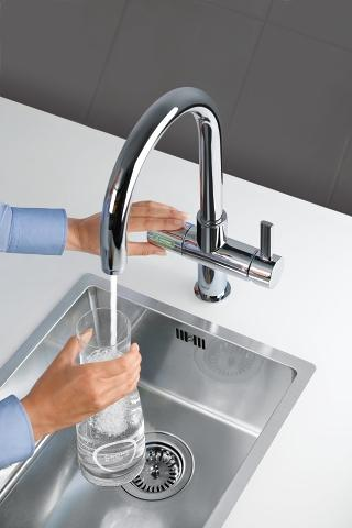 Grohe Blue Alternative grohe blue water filter kitchen faucets grohe