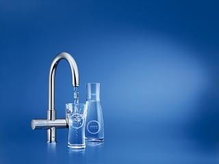GROHE Blue Pure - Water Filter Kitchen Taps - For your