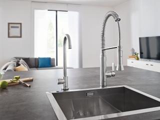 refresh med grohe blue home grohe. Black Bedroom Furniture Sets. Home Design Ideas