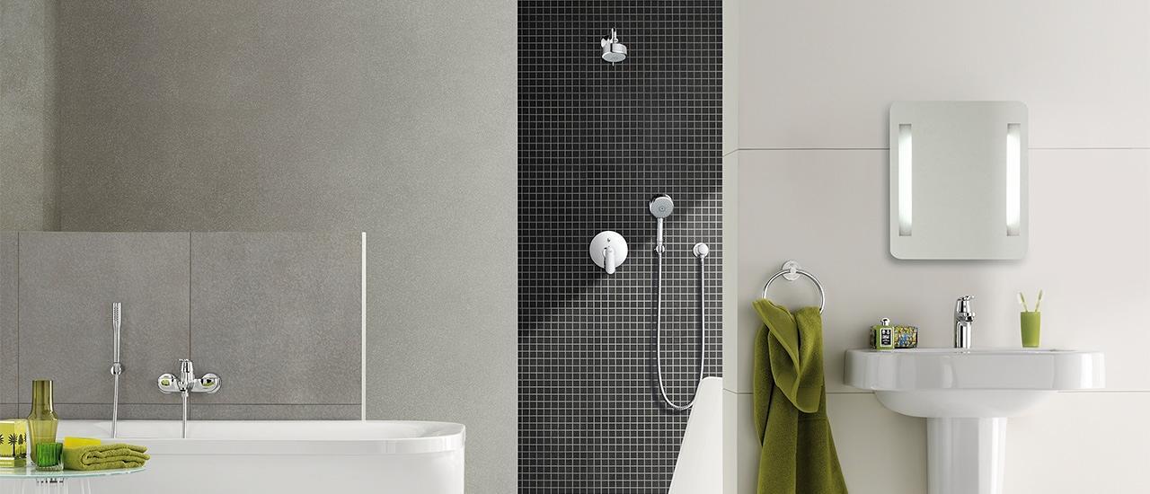 Turbo Eurosmart Cosmopolitan - Badarmaturen - Für Ihr Badezimmer | GROHE ZH09