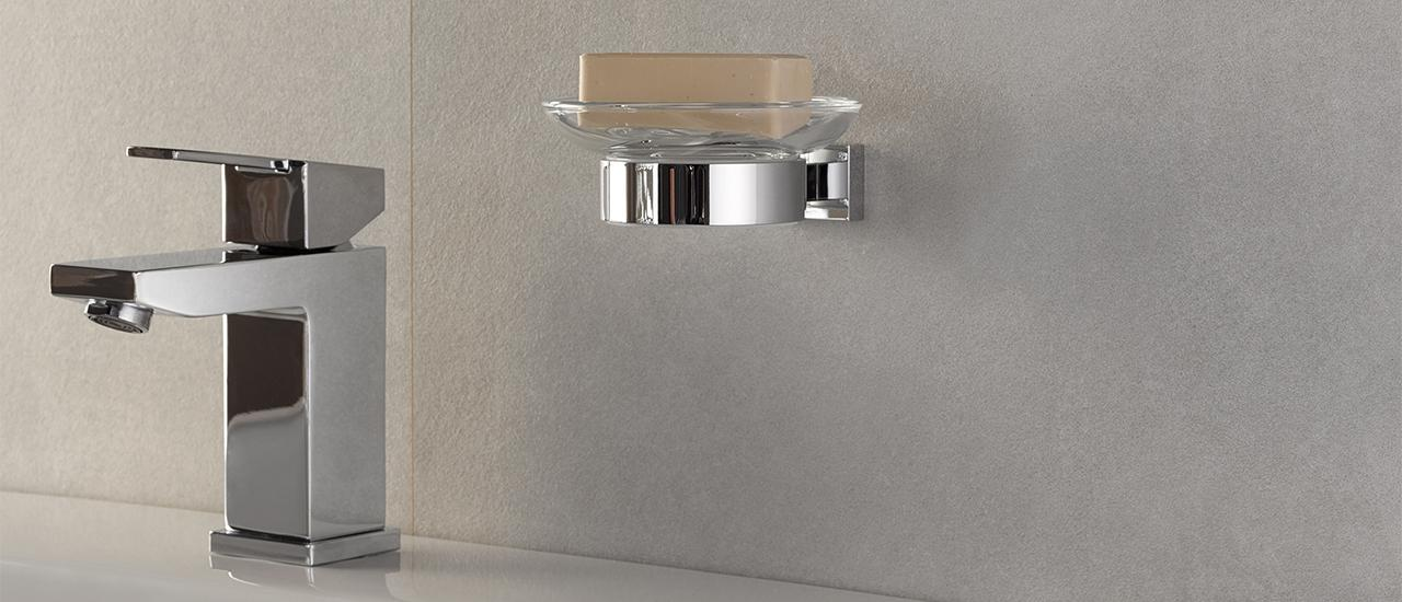 Gut bekannt Essentials Cube Accessories - Accessories - For your Bathroom | GROHE QP12